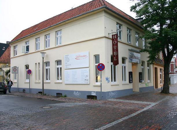 Meine stadt oldenburg fu g ngerzone und innenstadt for Designhotel oldenburg